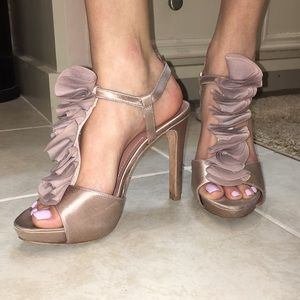 Vince Camuto Shoes - Vince Camuto Flower Heels