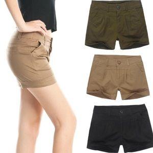 GAP boyfriend roll up shorts BUNDLE OF 3!