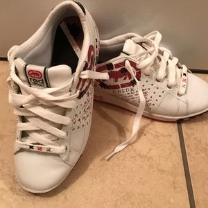 Ecko Unlimited Shoes - Ecko red rhino sneakers