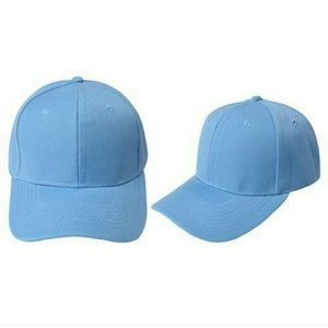 Baby Blue Baseball Cap