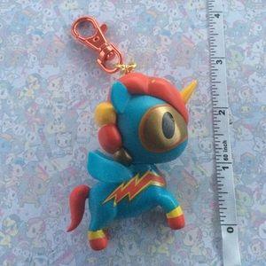 Tokidoki Unicorno bag charm/keychain - custom!