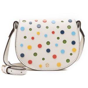Tory Burch Handbags - NWT Tory Burch confetti satchel