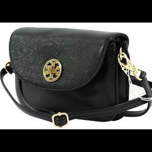 Tory Burch Handbags - Small TB crossbody (BLACK) LAST ONE