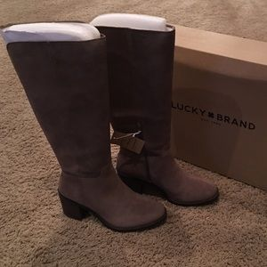 6c9c6dee2828 Lucky Brand Shoes - Lucky Brand Ritten Boot