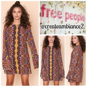Free People Ossie Vibes Tunic Dress