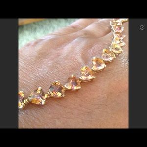 Jewelry - RARE Orange Mystic Topaz💛 Bracelet