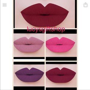 Other - 5 Liquid lipsticks Pictures are authentic