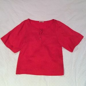 Mike & Chris Tops - Mike & Chris Silk Blouse. Lightly worn!