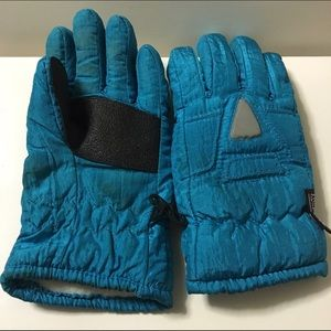 Other - Blue Winter Gloves