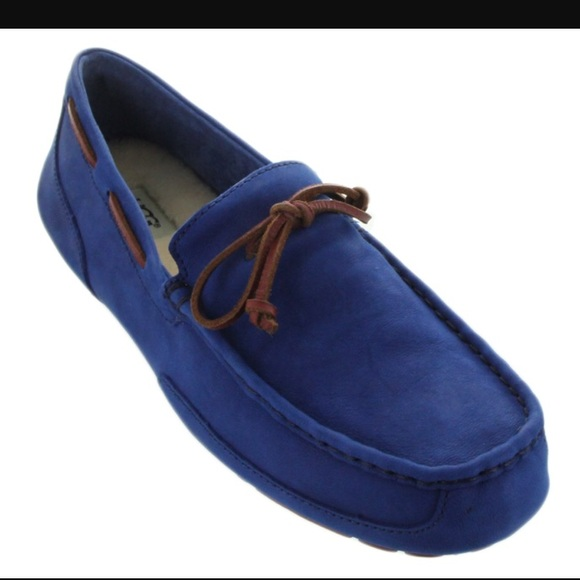 3334dee9305 NEW UGG CHESTER CAPRA-Men's slip on shoes NWT
