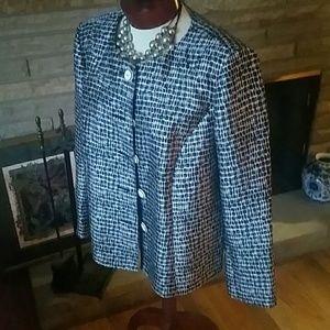 Talbots Jackets & Blazers - Talbots ladies jacket size 14W