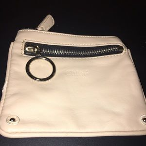 Chloe coin purse, small