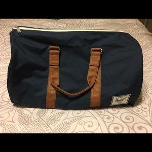 Hershel Navy Blue Duffle Bag