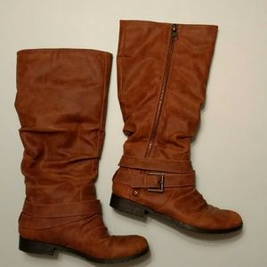 Olsenboye Shoes - Olsenboye slouch boots size 8