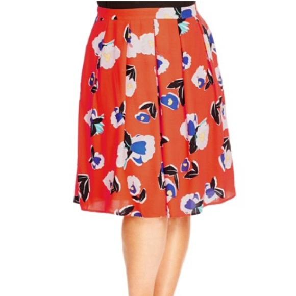 23967d6b4f City Chic Skirts | Nwt 24 Plus Size Pop Art Skirt | Poshmark