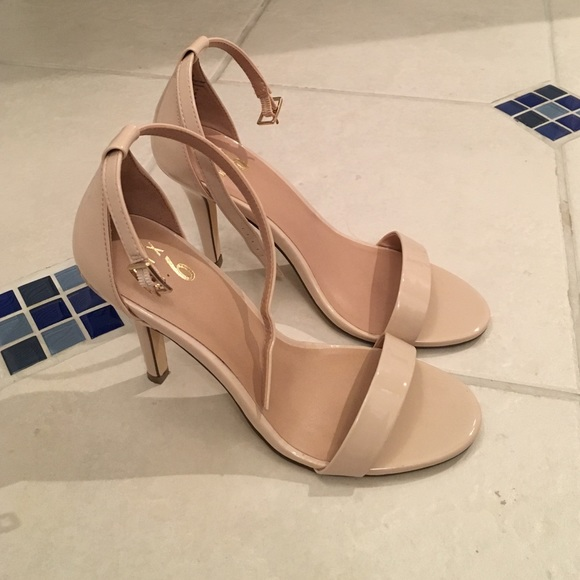 63fd43db Mix No. 6 Nude Heels, from Nordstrom