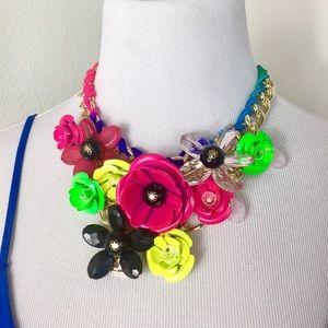 kate spade Jewelry - Colorful Chunky Statement Necklace
