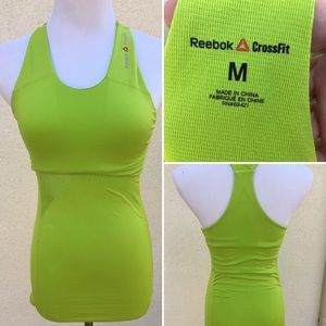 Reebok work out tank, M