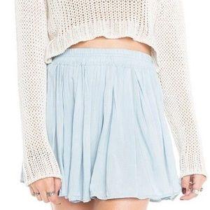Brandy Melville Dresses & Skirts - ⭐️ SALE ⭐️ Brandy Melville Light Blue Luma Skirt