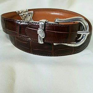 Brighton Accessories - BRIGHTON reversible belt