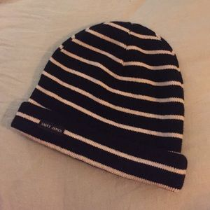Saint James Accessories - Saint James Striped Beanie