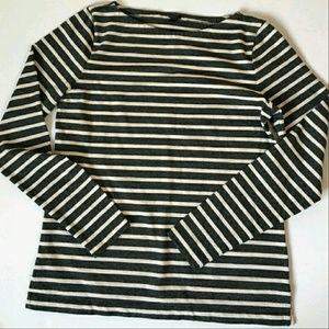 Sailor Striped Long Sleeved T-shirt