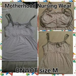 Motherhood Nursing tank