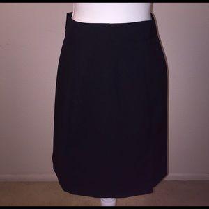 My Michelle Dresses & Skirts - Vintage My Michelle Black Skirt