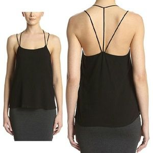 Bella Luxx Tops - S,M,L Boutique Y-Back Viscose Cami NWT
