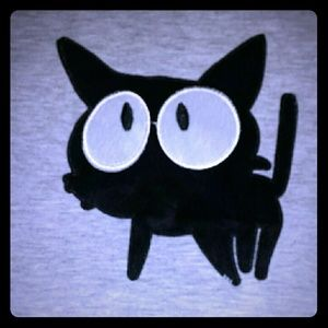 Tops - *The Cutest Cat Shirt Ever!* NWOT!