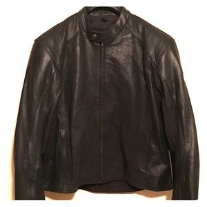 Custom Bilt, Black Cycle Jacket