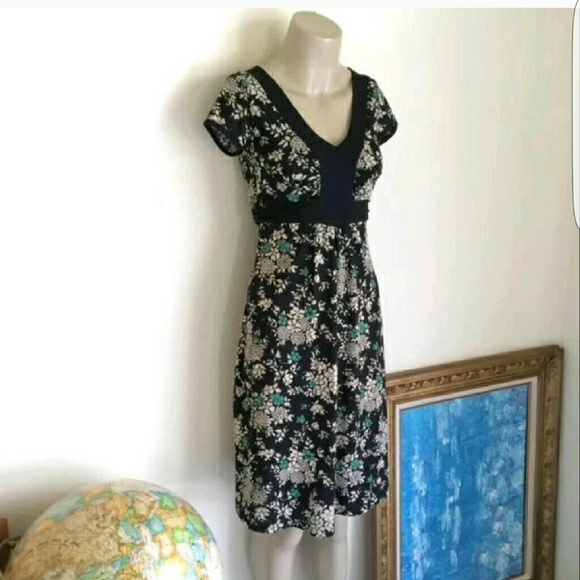 Wet Seal Dresses - *Floral Midi Dress *