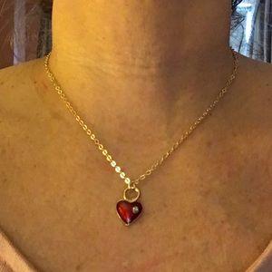 Jessica Elliot Jewelry - Gr8 4 Mom's Day necklace w Swarovski crystal ❤️