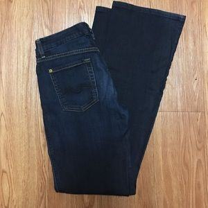 7 For All Mankind Denim - 7 For All Mankind Kimmie Bootcut