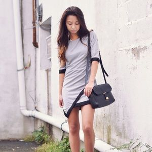 Dresses & Skirts - Asymmetrical Mini Dress