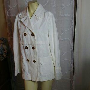 Bogner Jackets & Blazers - Cotton blend pea coat BOGNER