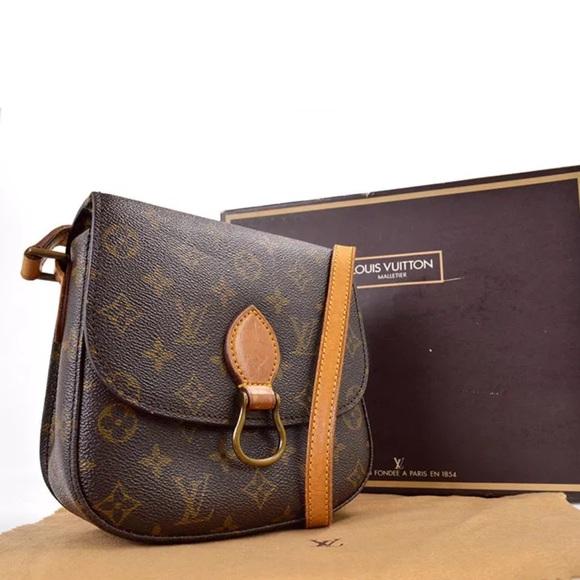 75b9313fe29 Louis Vuitton Handbags - ONE HOUR SALE ❤️LOUIS VUITTON ST CLOUD MM CRossbag