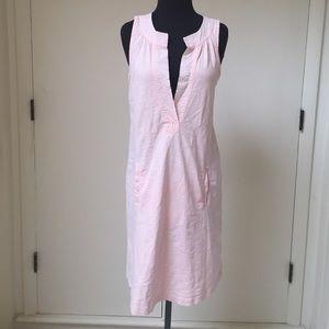 J. Crew Blush Pink Dress