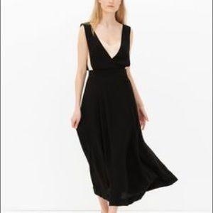 Sandro Dresses & Skirts - Sandro black and cream dress