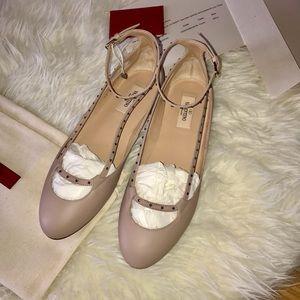 Valentino Garavani Shoes - 🔥Sale BNIB Valentino Ankle Strap Ballerina 8
