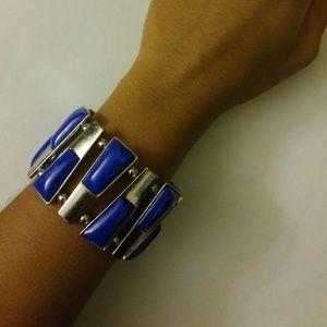 H&M chunky geometric bracelet