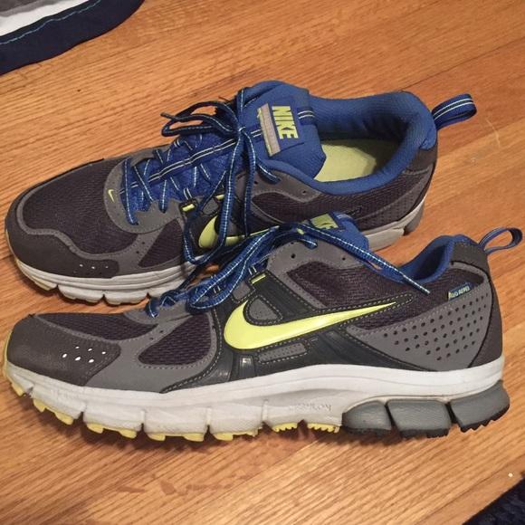 sale retailer 8aa89 772a8 Men's Nike Pegasus 27 Trail size 12