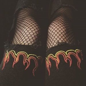 UNIF Accessories - 🆕 Fishnet Small Diamond Tights