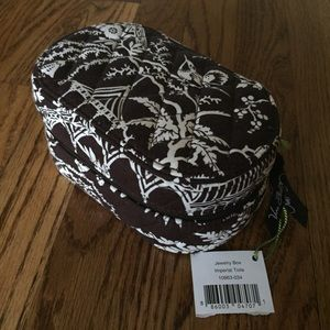 Vera Bradley Jewelry - Vera Bradley Jewelry Case in Imperial Toile