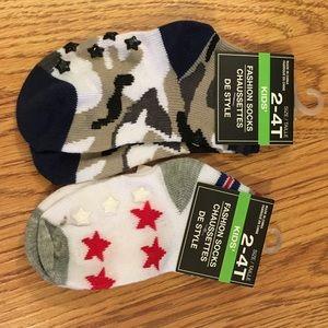 Other - Toddler boys socks