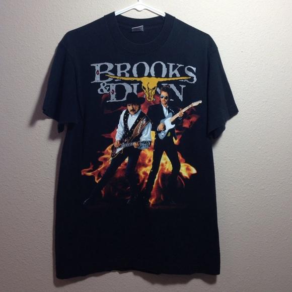 7a6a4f675 Brooks & Dunn electric rodeo shirt