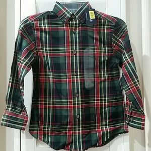 Class Club Other - NWT Class Club Button Down Shirt