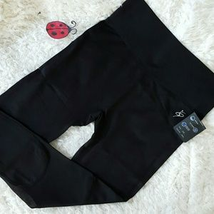 Pants - New black Mesh detail yoga workout leggings