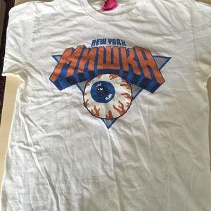 Mishka New York Knicks t-shirt men's small