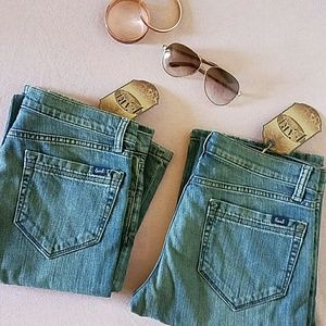 Earl Jeans Denim - 🎉HP🎉 Duchess Cut Earl Jeans  Both sz 27